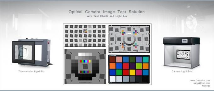 Xrite Color Checker Passport Resolution Test Chart 3nh 24